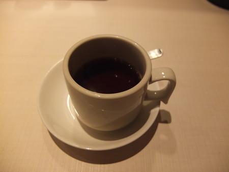 海の幸味どころ 軍ちゃん 高田店 コーヒー