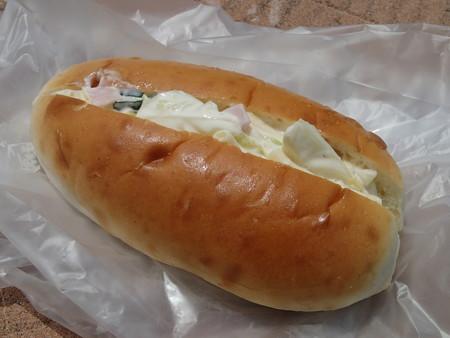 バラパン 安江店 サラダパン ¥150