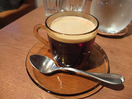 カフェ トケトケ セットコーヒー(ホット)