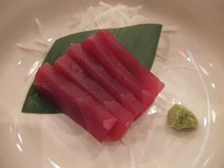 浜焼太郎 上越高田店 マグロ切り落とし ¥548