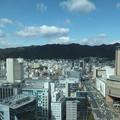 Photos: 神戸市役所展望ロビーから北側を望む