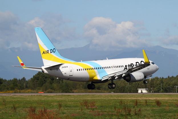 AIR DO Boeing737-700 JA15AN