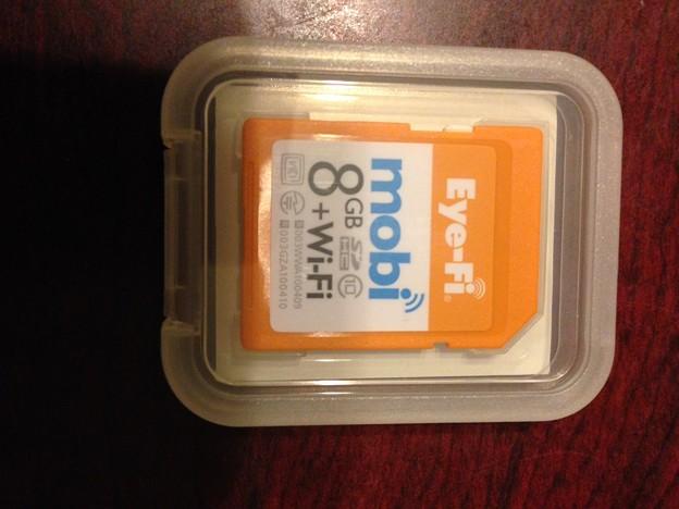 Eye-Fi SDカード