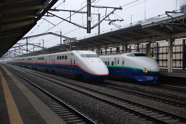 上越新幹線 熊谷駅