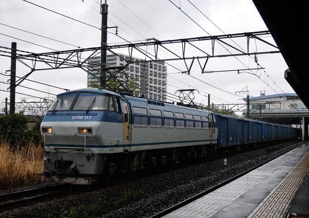 横須賀線 新川崎駅