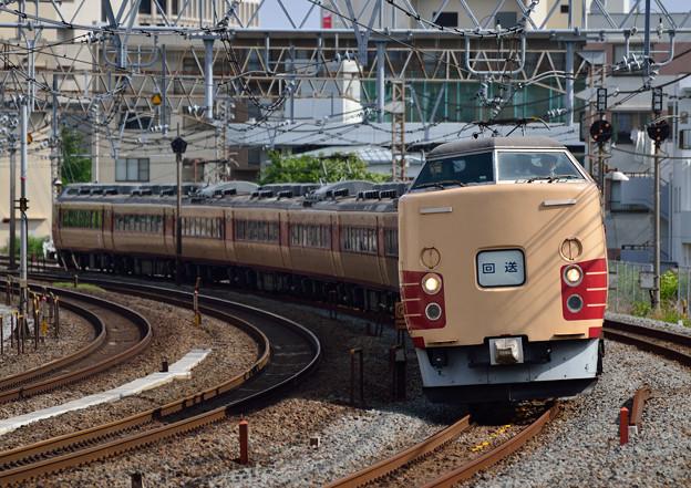 東海道線 戸塚~大船