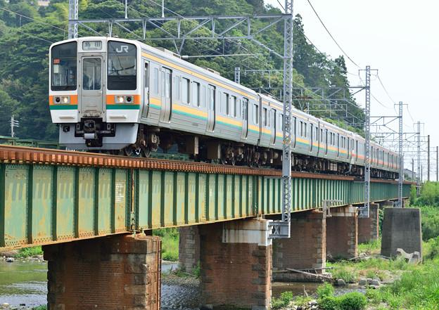東海道線 由比~興津