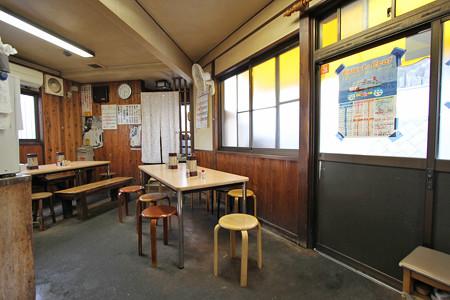 20121203_梅乃家[竹岡ラーメン] 店内の様子