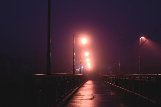 夜景 こけし橋