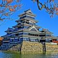 松本城をHDRで撮ると