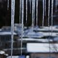 氷柱の格子