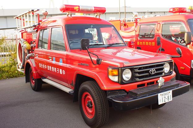 鹿児島県代表 中種子町消防団 - 写真共有サイト「フォト蔵」