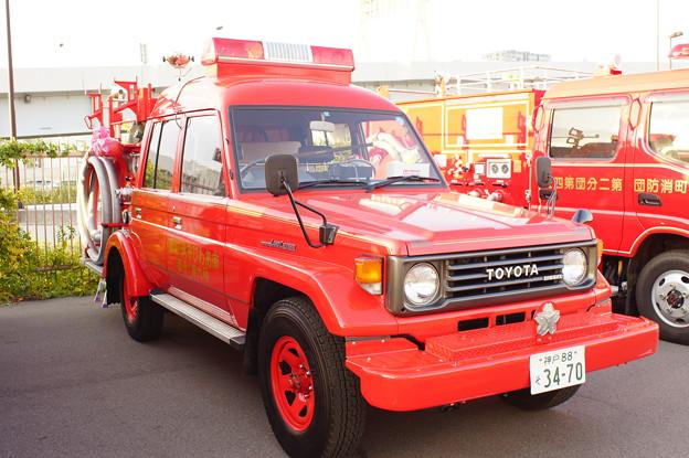 兵庫県代表 南あわじ市消防団
