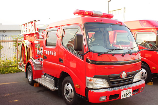 山口県代表 下関市消防団