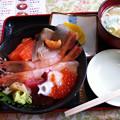 写真: 海鮮丼