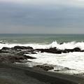写真: 照ヶ崎海岸