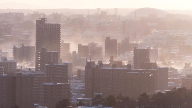 札幌、冬の朝#3