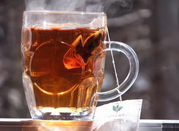 やさしい紅茶