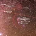 解説付きオリオン座分子雲_5673-1440N