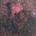北アメリカ星雲とペリカン星雲(IMG_9702)