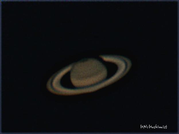 今季の土星2014.03/22 02:17