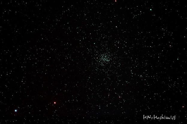 かに座の散開星団 M67 (IMG_3302)2014.02/22