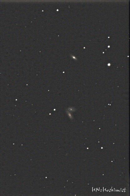 Photos: NGC4567NGC4568(IMG_6186)2014.04/06