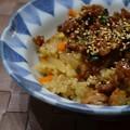 Photos: ビビンバ風炊き込みご飯