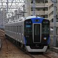 阪神5700系ジェットシルバー@石屋川