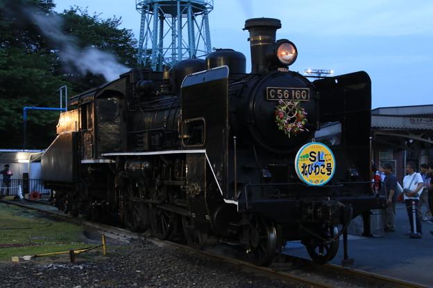 C56本線運転引退セレモニー