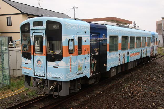 天竜浜名湖鉄道ゆるキャン△ラッピング