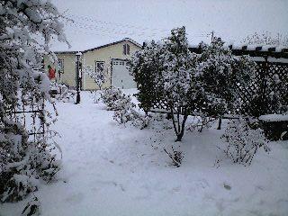関東大雪の日