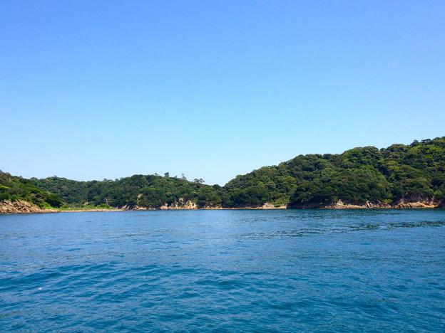 Photos: 島の空