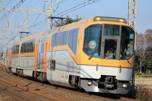 Photos: 近鉄20000系「楽」