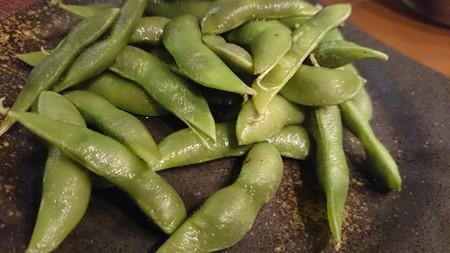 丹波黒豆の枝豆