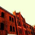 赤レンガ倉庫。。