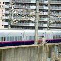写真: ー新幹線E2系ー