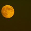 Photos: ☆我家から見たお月様☆