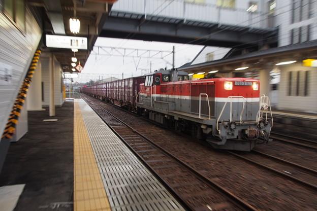 Photos: 秋田臨海鉄道 土崎駅にて
