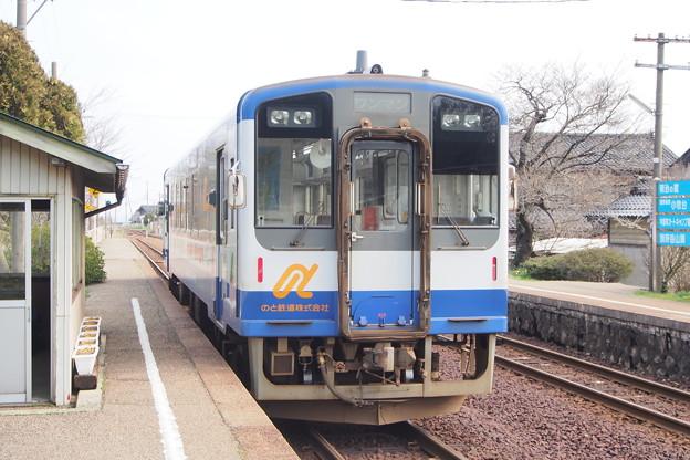 のと鉄道 西岸駅 NT200形