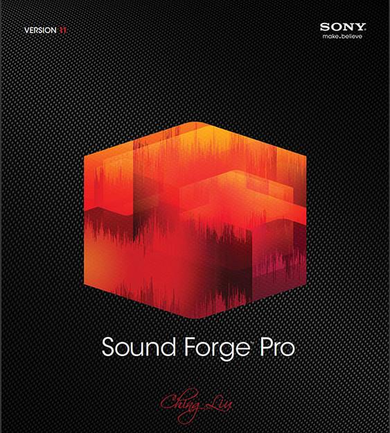 Sony Sound Forge Pro 11 正規版