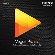 Sony Vegas Pro 12 Edit アカデミック版