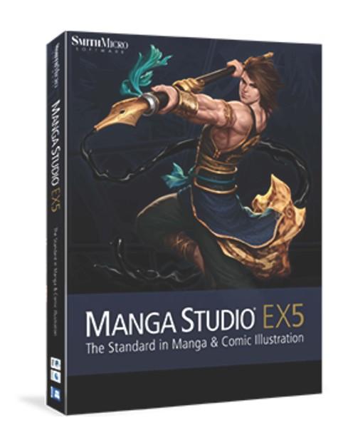 Smith Micro Manga Studio Ex 5