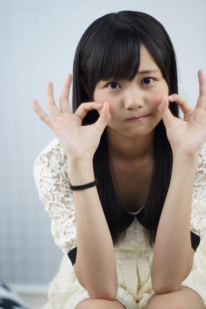 写真: 黒瀬サラ20121107高田馬場3