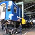 Photos: 天井クレーン 車体と台車合体2