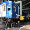 Photos: 天井クレーン 車体と台車合体4