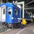 Photos: 天井クレーン  車体と台車合体9