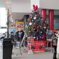 函館駅クリスマスツリー13