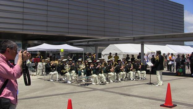 函館市消防音楽隊ミニコンサート1