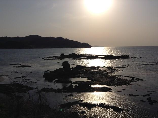 1401-琴引浜3(ライオン岩)
